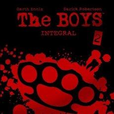 Cómics: THE BOYS 2 - NORMA / EDICION INTEGRAL / TAPA DURA / GARTH ENNIS. Lote 220559272