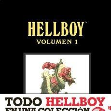 Cómics: HELLBOY 1 - NORMA / EDICION INTEGRAL / TAPA DURA / MIKE MIGNOLA. Lote 220559553