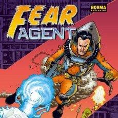 Cómics: FEAR AGENT 1 - NORMA / DARK HORSE / EDICION INTEGRAL / TAPA DURA / RICK REMENDER. Lote 220597838