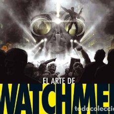 Cómics: EL ARTE DE WATCHMEN - NORMA / TAPA DURA. Lote 220598172