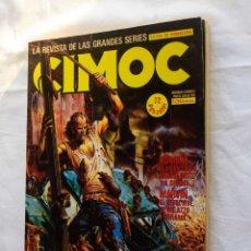 Cómics: CIMOC RETAPADO . NºS 25,26 Y 27 - ED NORMA. Lote 220627006