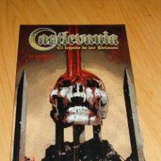 Cómics: CASTLEVANIA EL LEGADO DE LOS BELMONT COMIC NORMA EDITORIAL. Lote 220688362