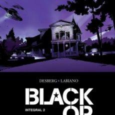 Comics : BLACK OP. INTEGRAL 2. DESBERG. 152 PAGINAS TAPA DURA. PONENT MON. Lote 220693440