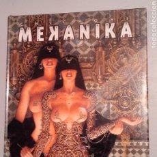 Comics : MEKANIKA TAPA DURA. Lote 220759490