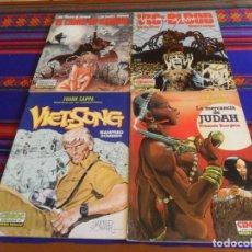 Cómics: CIMOC EXTRA COLOR NºS 51 57 72 88. NORMA EDITORIAL 1ª PRIMERA EDICIÓN 1989. RÚSTICA . BUEN ESTADO.. Lote 220763660