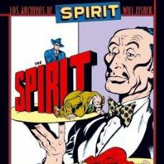 Fumetti: LOS ARCHIVOS DE THE SPIRIT 9 - NORMA / TAPA DURA / WILL EISNER. Lote 220788878