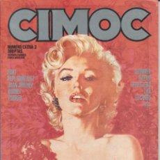 Cómics: COMIC CIMOC Nº EXTRA 3 ESPECIAL EROTISMO ED.NORMA. Lote 220797093