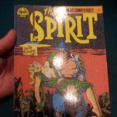 Cómics: SPIRIT - CÓMIC DE WILL EISNER - 4 HISTORIAS COMPLETAS Nº 4 - RETAPADO CON LOS NºS 13 - 14 - 15 - 16. Lote 220887130