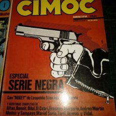 Cómics: CIMOC SERIE NEGRA NÚMERO EXTRA. Lote 221083131