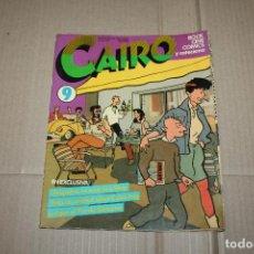 Cómics: CAIRO Nº 9, NORMA EDITORIAL. Lote 221122715