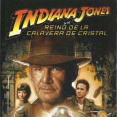 Cómics: INDIANA JONES Y EL REINO DE LA CALAVERA DE CRISTAL (COMIC OFICIAL DE LA PELICULA). Lote 221134942