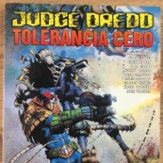 Cómics: JUDGE DREDD TOLERANCIA CERO Nº 3 - COLECCIÓN CIMOC NORMA EDITORIAL 1998 COLOR JUEZ DREDD. Lote 221359052