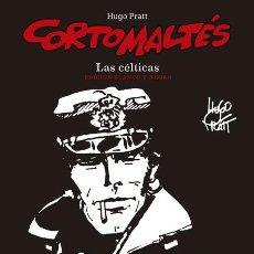 Cómics: CORTO MALTÉS : LAS CÉLTICAS - NORMA / EDICION BLANCO Y NEGRO / TAPA DURA. Lote 221579311