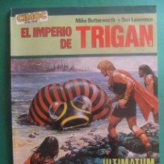 Cómics: CIMOC EXTRA COLOR 7 EL IMPERIO DE TRIGAN 3. Lote 221584672