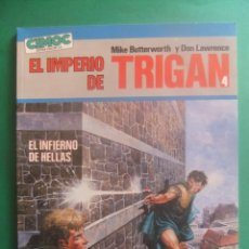 Cómics: CIMOC EXTRA COLOR 14 EL IMPERIO DE TRIGAN 4. Lote 221584777