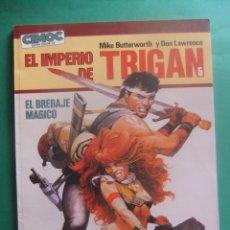 Cómics: CIMOC EXTRA COLOR 15 EL IMPERIO DE TRIGAN 5 NORMA. Lote 221584888