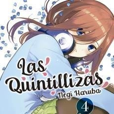 Cómics: LAS QUINTILLIZAS 4. Lote 221594236