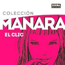 Cómics: COLECCIÓN MILO MANARA 1 : EL CLIC - NORMA / EDICION INTEGRAL / TAPA DURA. Lote 221599952