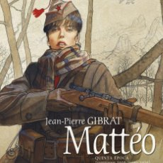 Cómics: MATTEO QUINTA EPOCA 1936 1939. Lote 221600061