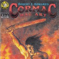 Cómics: CORMAC MAC ART - Nº 1 DE 4 - 1990 - NORMA. Lote 34887321