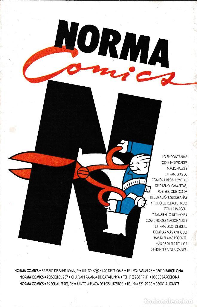 Cómics: CORMAC MAC ART - Nº 1 DE 4 - 1990 - NORMA - Foto 2 - 34887321