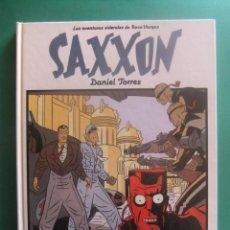 Cómics: LAS AVENTURAS SIDERALES DE ROCO VARGAS SAXXON NORMA EDITORIAL. Lote 221651200