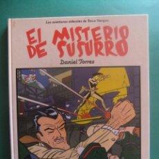 Cómics: LAS AVENTURAS SIDERALES DE ROCO VARGAS EL MISTERIO DEL SUSURRO NORMA EDITORIAL. Lote 221651372