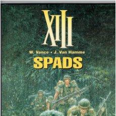 Fumetti: * XIII. Nº 4 - SPADS - TAPA DURA - NORMA EDITORIAL 2004 - W. VANCE. J. VAN HAMME *. Lote 221679607