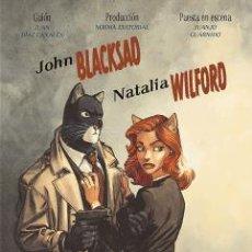 Cómics: COMO SE HIZO BLACKSAD - NORMA / TAPA DURA. Lote 221686510