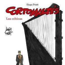 Cómics: CORTO MALTES 4 : LAS CELTICAS - NORMA / EDICION COLOR / TAPA DURA / HUGO PRATT. Lote 221688788