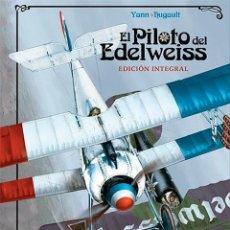 Cómics: EL PILOTO DEL EDELWEISS - NORMA / EDICION INTEGRAL / TAPA DURA. Lote 221705668