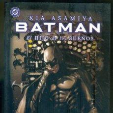 Cómics: NUMULITE * KIA ASAMIYA BATMAN EL HIJO DE LOS SUEÑOS NORMA EDITORIAL. Lote 221711437