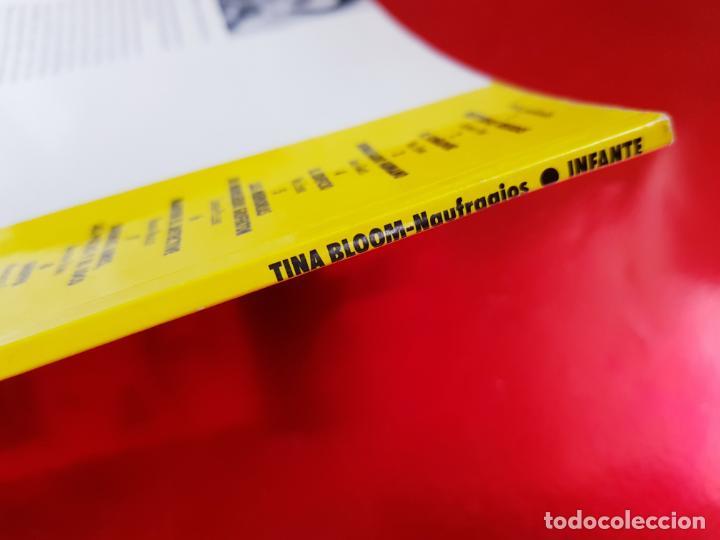 Cómics: COMIC-TINA BLOOM-INFANTE-COLECCIÓN EL MURO-NORMA EDITORIAL-BUEN ESTADO - Foto 4 - 221513821