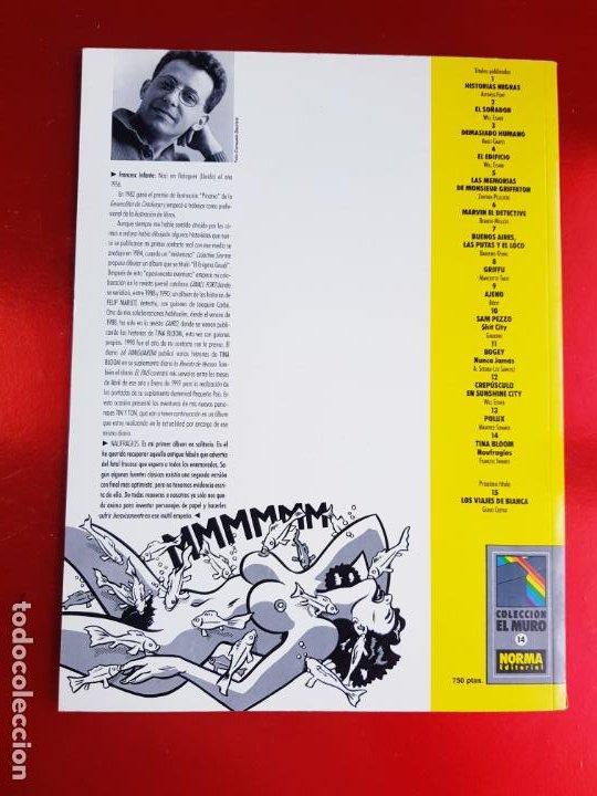 Cómics: COMIC-TINA BLOOM-INFANTE-COLECCIÓN EL MURO-NORMA EDITORIAL-BUEN ESTADO - Foto 5 - 221513821