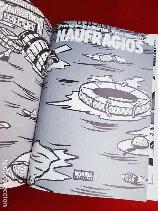 Cómics: COMIC-TINA BLOOM-INFANTE-COLECCIÓN EL MURO-NORMA EDITORIAL-BUEN ESTADO - Foto 6 - 221513821