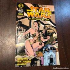 Cómics: CLASSIC STAR WARS. EL RETORNO DEL JEDI Nº 5 - GOODWIN. WILLIAMSON. GARZON. Lote 221817077