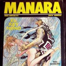 Cómics: MILO MANARA - EL REY MONO -. Lote 221887886