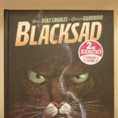 Cómics: BLACKSAD J.D CANALES. J GUARNIDO MAMAGRAF. Lote 221916585