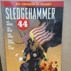Cómics: SLEDGEHAMMER 44 - UNIVERSO MIKE MIGNOLA - NORMA EDITORIAL. Lote 221947420