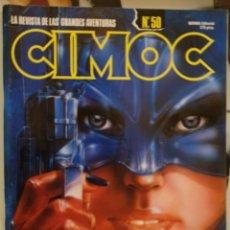 Cómics: CIMOC. LA REVISTA DE LAS GRANDES AVENTURAS. MAMAGRAF. Lote 221951303
