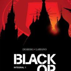 Comics : BLACK OP. INTEGRAL 1. DESBERG. 152 PAGINAS TAPA DURA. PONENT MON. Lote 221956126