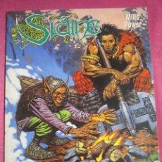 Cómics: SLAINE 5 LA REINA DE LAS BRUJAS NORMA C52. Lote 222083455