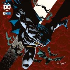 Cómics: BATMAN GRANDES AUTORES DE BATMAN: DOUG MOENCH Y KELLEY JONES - LO INVISIBLE. TAPA DURA ECC.. Lote 222128012