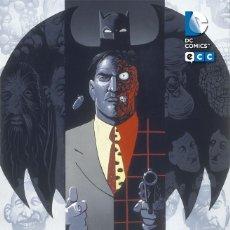Cómics: BATMAN GRANDES AUTORES DE BATMAN: MATT WAGNER - ROSTROS. TAPA DURA ECC.. Lote 222128766