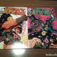 Cómics: COMICS - BODY BAGS 1 Y 2 (COMPLETA) - JASON PEARSON - NORMA EDITORIAL (COL. BLANC NOIR). Lote 222136601