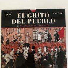 Cómics: EL GRITO DEL PUEBLO 2. Lote 222144853
