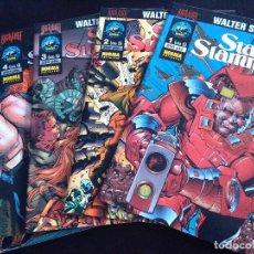 Cómics: STAR SLAMMERS COMPLETA-NORMA EDITORIAL. Lote 222176036