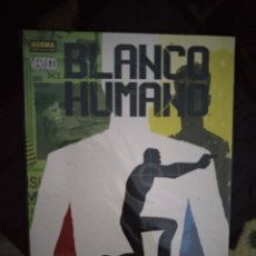 Cómics: BLANCO HUMANO DE PETER GILLIAM. Lote 222182996