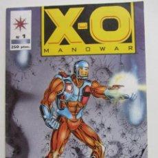 Cómics: X-O MANOWAR Nº 1 NORMA VALIANT BUEN ESTADO MUCHOS EN VENTA, MIRA TUS FALTAS ARX2. Lote 222191602