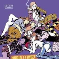 Cómics: LOUD! - NORMA / BLACK MASK / TAPA DURA. Lote 222191628